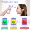 KKmier Forehead Thermometer for Adults No Contact Infrared Thermometer PC868-3
